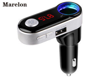 Cina Mobil Car Car USB Bluetooth Independen MP3 Player Dengan FM Transmitter pemasok