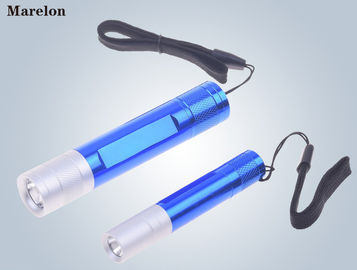 Cina Torch Mini LED Emergency Senter Aluminium Alloy Material 19.5X101mm Ukuran pemasok