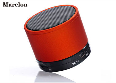 Metal FM LED Music Speaker Bluetooth, Bluetooth Music Player High - End Stereo