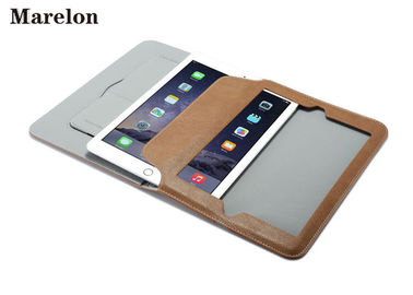 Cina Custom Luxury Leather Smart Air Case Slot Kartu Kredit Dengan Stand Function pabrik