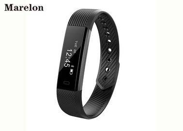 Tahan Air Customized Promotional Gifts / Bluetooth Smart Wristband Sports Bracelet