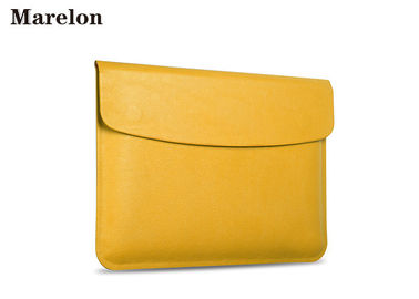Cina Custom Made Leather Canvas Latop Sleeve Briefcase Protector Organizer Case Cover Untuk Macbook pabrik